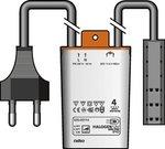 Niko elektronische trafo tronic 20-70W 320-00111 met eurostekker en Q-verdeelblok