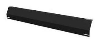 Flatfix Fusion winddeflector zwart achterkant 1600 1007201-B