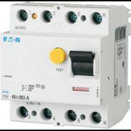 Eaton aardlekschakelaar 40A/30mA 4-polig PXF-40/4/003-A