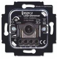 Busch Jaeger Led memory tipdimmer 6526U 2-100 watt
