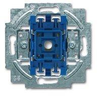 Busch Jaeger wisselschakelaar 2000/6 US inbouw 10A