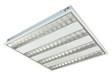 Inlegarmatuur led reflector 4x10W 4000K GST18 60x60