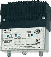 Astro breedbandversterker Antenneversterker AL223G retourgeschikt