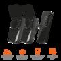KlikAanKlikUit AGD2-3500R tuin stekkerdoos schakelaars met afstandsbediening