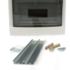 Viko Panasonic ledige verdeler 24 modulen met deurtje